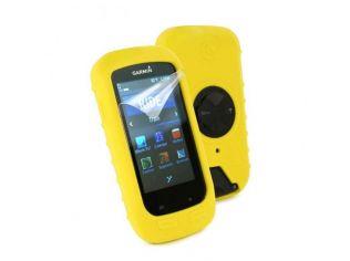 Husa Silicon Garmin Edge 1000 Yellow