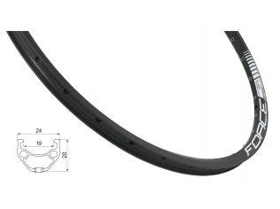Janta Force Basic Disc 559X19 32H Black