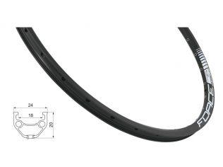 Janta Force Basic Disc 584X18 36H Black