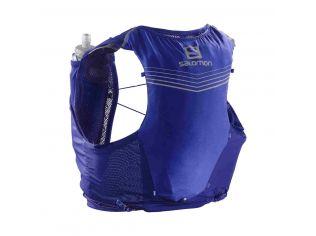 Rucsac Alergare Unisex Salomon ADV SKIN 5 SET Mov cu sistem de hidratare