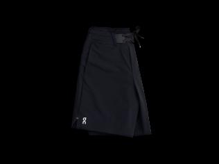 Pantaloni scurti alergare On Hybrid Black