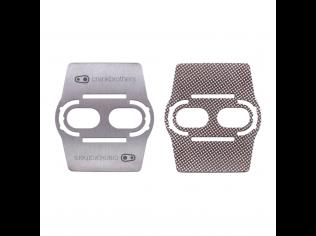 Metal shoe shield Crank Brothers