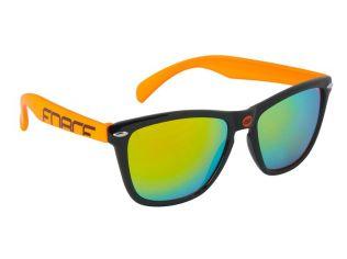 Ochelari Force Free Black/Orange Lentile Orange Laser