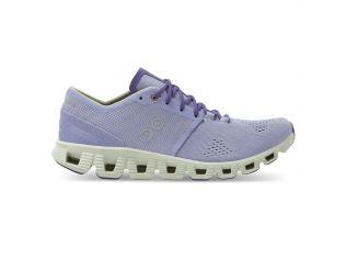 Pantofi alergare dama On Cloud X Lavender Ice