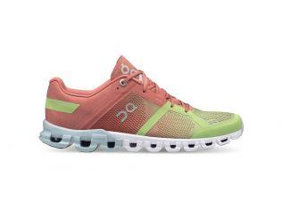 Pantofi alergare dama On Cloudflow Guava Dustrose