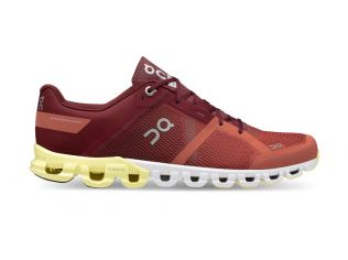 Pantofi Alergare On Cloudflow Rust Limelight