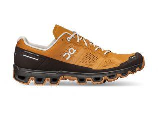 Pantofi alergare On Cloudventure Pecan Brown