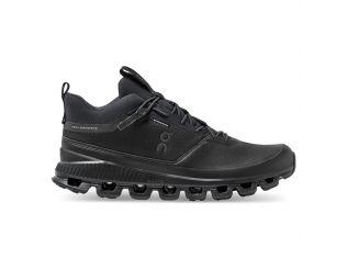 Pantofi On Cloud Hi Waterproof all black