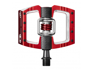 Pedale Crank Brothers Mallet Dh Red
