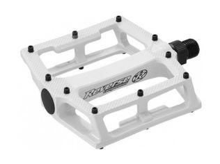 Pedale Reverse Super Shape-3-D Whitee