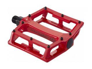 Pedale Reverse Super Shape-3-D Red