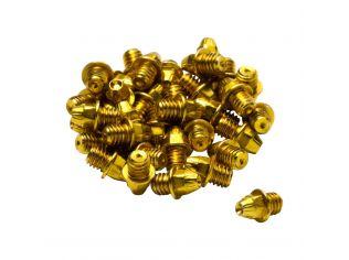 Pini Pedale Reverse Set 24 Bucati Gold