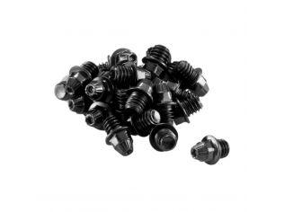 Pini Pedale Reverse Set 24 Bucati Black