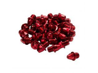 Pini Pedale Reverse Set 24 Bucati Red