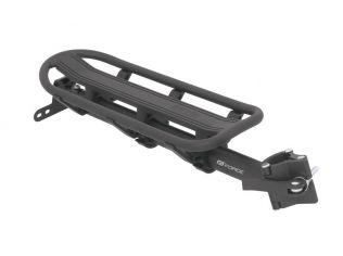 Portbagaj Spate Force Pentru Tija Sa 25.0-31.6 Mm Aluminiu Black