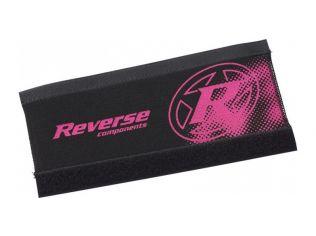 Protectie Reverse Pentru Cadru Neopren Black/Pink