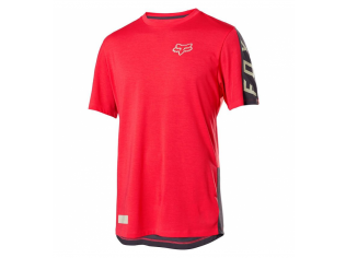 Jersey Fox Ranger Dry Release SS Red