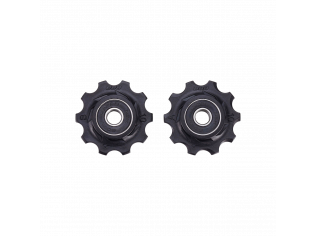 Rotite schimbator BBB BDP-0101 RollerBoys 10T negre rulment