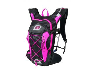 Rucsac Force Aron Pro Plus 10L+2L Black/Pink