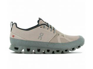 Pantofi casual dama On Cloud Dip Sand Kelp