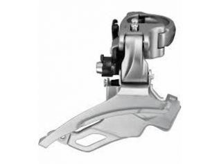 Schimbator fata Shimano FDM4000D CS66 Argintiu