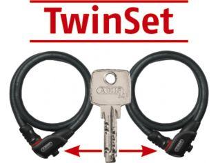 Set 2 Antifurturi Abus Phantom 8960 Twinset