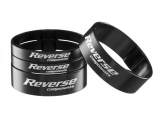 Set Distantiere Reverse 1.1/8 Silver Black