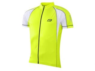 Tricou Ciclism Force T10 Fluo