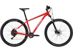 Bicicleta MTB Cannondale Trail 5 2021 rally red