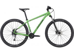 Bicicleta MTB Cannondale Trail 7 2021 green