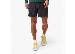 Pantaloni scurti alergare On Lightweight Negru