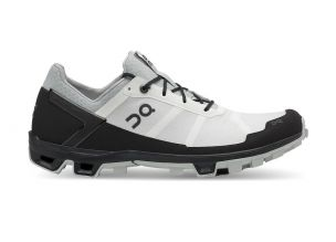 Pantofi alergare On Cloudventure Peak White Black