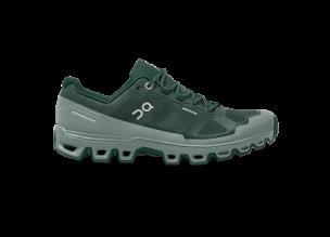 Pantofi alergare dama On Cloudventure Waterproof Juniper Sea